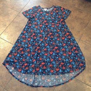 LuLaRoe Carly Dress Size M